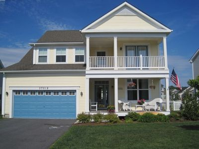 Beautiful Two Story Home with Large Porch and Balcony