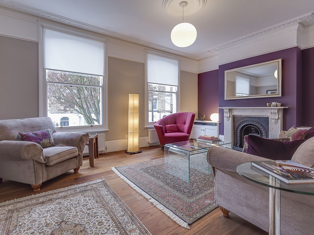 Cheverton Road Townhouse   Apartment Mit Zwei Schlafzimmern, 4 Personen    Veeve