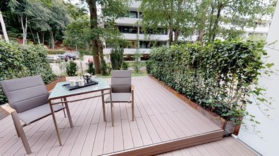 Photo for Luxury Apartment with Terrace - Brand New Summer 19