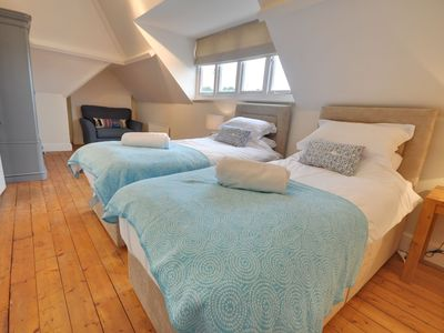 Photo for 13 Studland -  an apartment that sleeps 6 guests  in 3 bedrooms