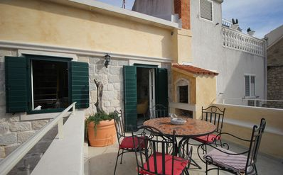 Photo for ctma137 - Stone house in the center of Makarska for 6 persons, with a beautiful view