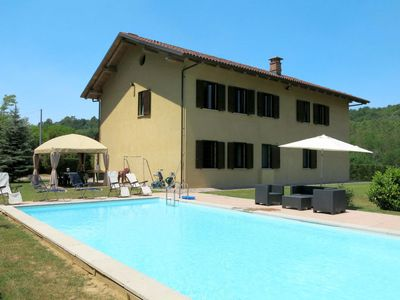 Photo for Vacation home Nocciola (FRR100) in Ferrere - 11 persons, 5 bedrooms