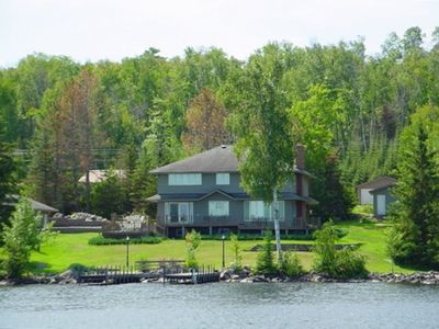 Photo for An Indescribable Lake House on Lake Vermilion Cook *SPECIALS*Email to ask!