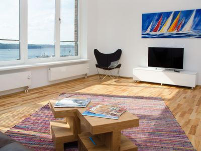Photo for Maritimes holiday flair enjoy: Stylish apartment with sea view!
