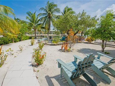 Photo for Rum Sands-A Charming Luxury Cottage Steps from Rum Point