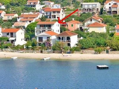 Photo for 1BR Apartment Vacation Rental in Šibenik-Knin County, Op?ina Rogoznica
