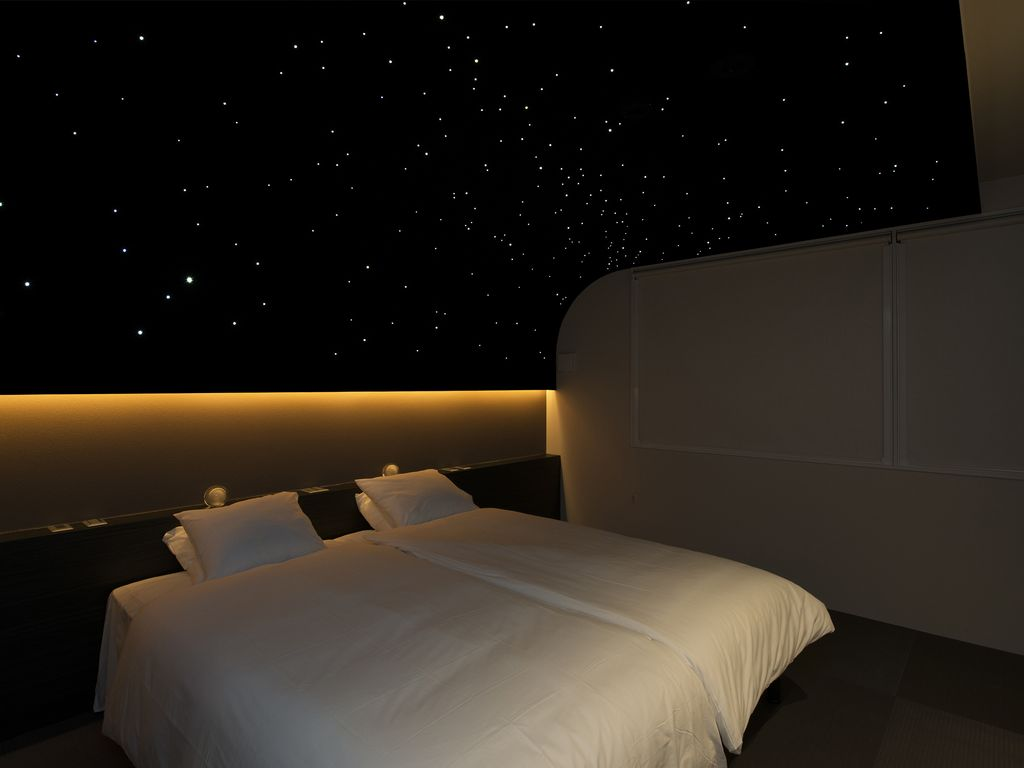 Planetarium Bed*LuxuryApt*Kyoto*FreeWIFI