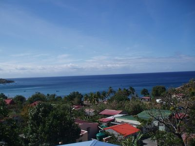 Photo for Furnished apartment 150m from the beach / sea view