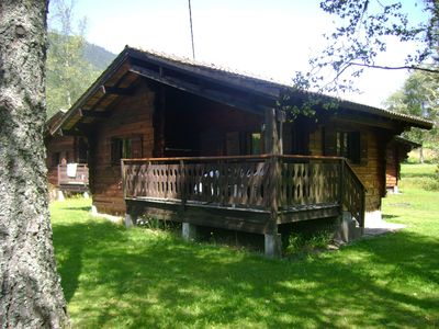 Photo for individual chalet for 2 people