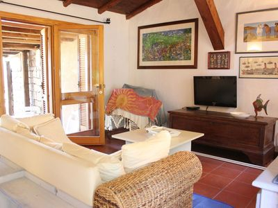 Photo for Beautifully Furnished Holiday Apartment with Air Conditioning, Garden and Terrace