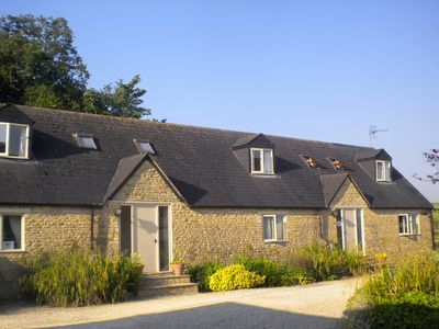 Photo for Stanway house,8 beds ; 6 baths.