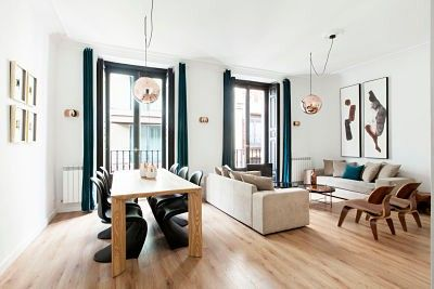 Photo for Apartment in the center of Madrid with Lift, Internet, Washing machine, Air conditioning (740528)