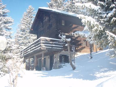 Photo for Stunningly beautiful 3 Bedroom  Newly Refurbished Ski Chalet (Built 1769)