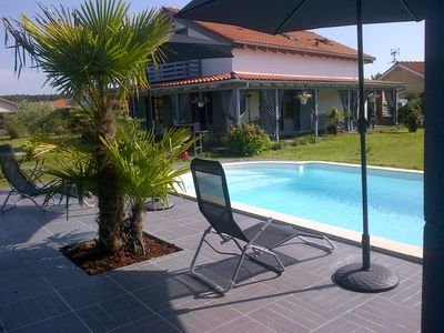 Photo for 5BR Villa Vacation Rental in Mimizan, Nouvelle-Aquitaine