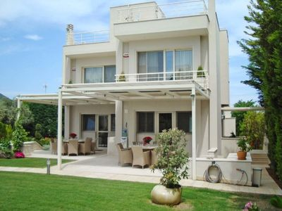 Photo for Vacation home Villa Korali  in Chalkida, Evia - 8 persons, 4 bedrooms