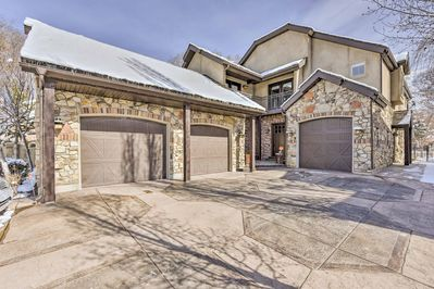 Explore the natural beauty of Provo from this incredible vacation rental home!