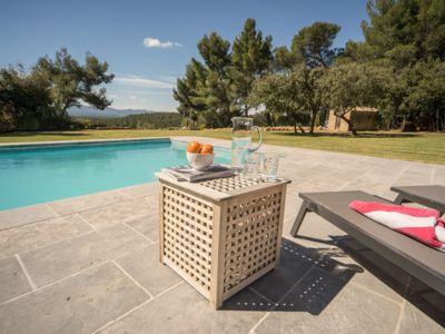 Photo for Beautiful villa 10 min from Aix en Provence