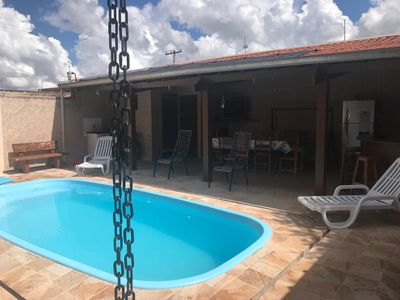 Photo for 17 99680 95 79 - Casa Cazarine with Pool