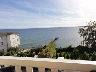 "Photo for DZ 08th Standard with sea view and balcony - Hotel garni ""Meeresgruß"" ***"