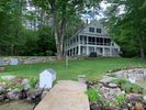 5BR Cabin Vacation Rental in Mirror Lake, New Hampshire