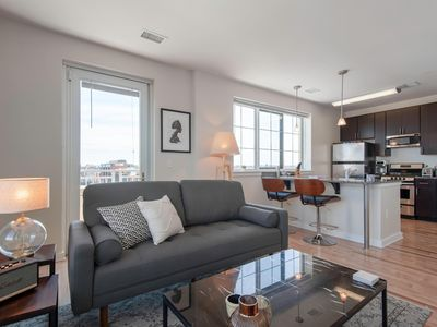 Photo for 1BR in NoMa w/ Gym & Shared Garden, near metro by Blueground