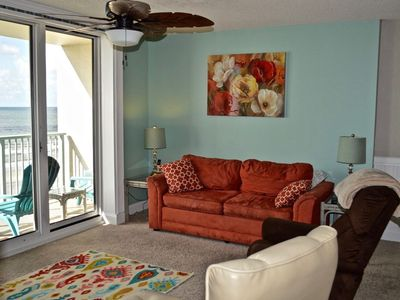 Photo for Opulent & Luxurious 3BR/2BA Oceanfront Condo in North Myrtle Beach