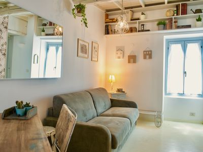 Photo for BOUTIQUE APARTMENT ROME IN TRASTEVERE