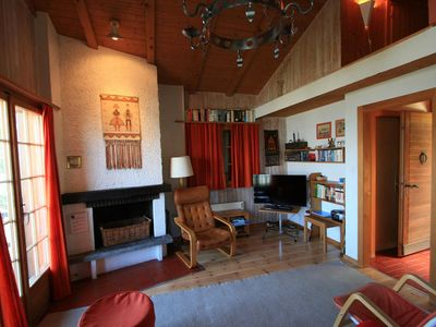 Photo for Chalet for 8 people located in a quiet area