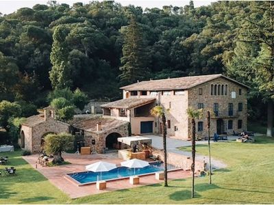 Photo for Roman Vila restored between forests and meadows