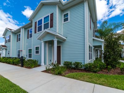 Photo for Beautiful 4 Bed Gated Town Home At West Lucaya Village Resort From $100/nt!