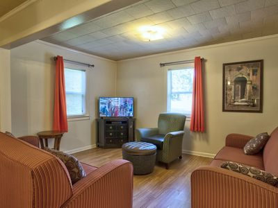 Photo for NEWLY  RENOVATED in Lithonia, sleeps10, plenty parking
