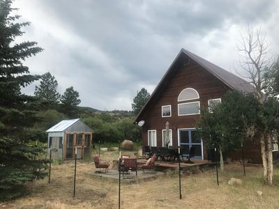 Photo for 8 miles to downtown BV on 2+ acres with private river access!