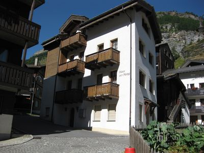 Photo for Homely 3-bedroom penthouse apartment in the center of Zermatt with Matterhorn View