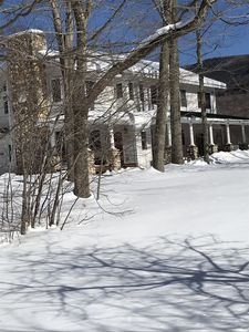 Photo for Private Retreat on Battenkill Near Manchester Village