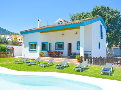 Photo for Villa Andaluza in Costa del Sol, private pool, BBQ, Wifi, air conditioning.