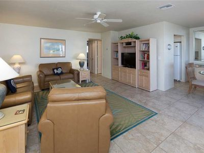 Photo for Unit C6: 2 BR / 2 BA beach front in Sanibel, Sleeps 6