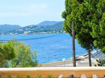 Photo for Charming apartment Maria with harbor views in Cala Ratjada, for 4 persons, with terrace and sea view.
