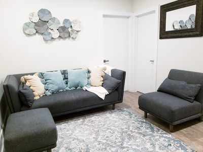 Photo for New APT in the heart of Dallas! free parking