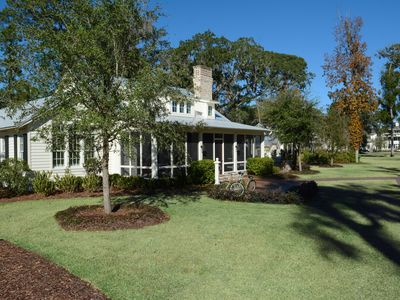 Photo for Montage Palmetto Bluff Home Rentals 2 bed 2 bath Wilson Village Home 1006