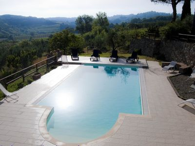 Photo for 1BR Apartment Vacation Rental in Sant'Ermo, Toscana