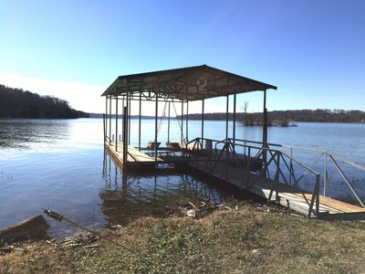 Photo for Family Friendly Nashville Lakehouse on Two Foot Cove, sleeps 12-14!