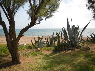 Photo for SEASIDE HOUSE / West Peloponnese-Ionian Sea / GR