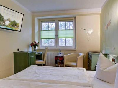 Photo for Standard Double Room - SEETELHOTEL Familienhotel Waldhof