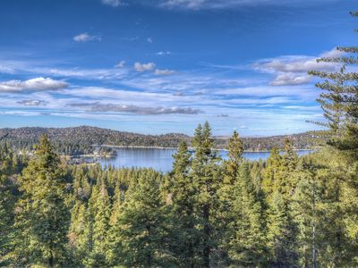 Photo for Castle In The Forest With Majestic Lake Views - Check out the Video!