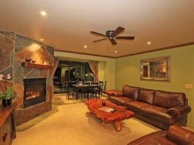 Photo for LUXURY, SLOPE VIEWS!@CANYON LODGE W/SKI LOCKER!! 127-5* REVIEWS, LOTS OF EXTRAS.
