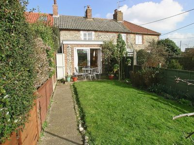 Photo for 2BR Cottage Vacation Rental in Happisburgh, North Norfolk