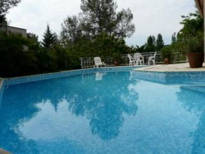 Photo for Large villa with pool in the south of France