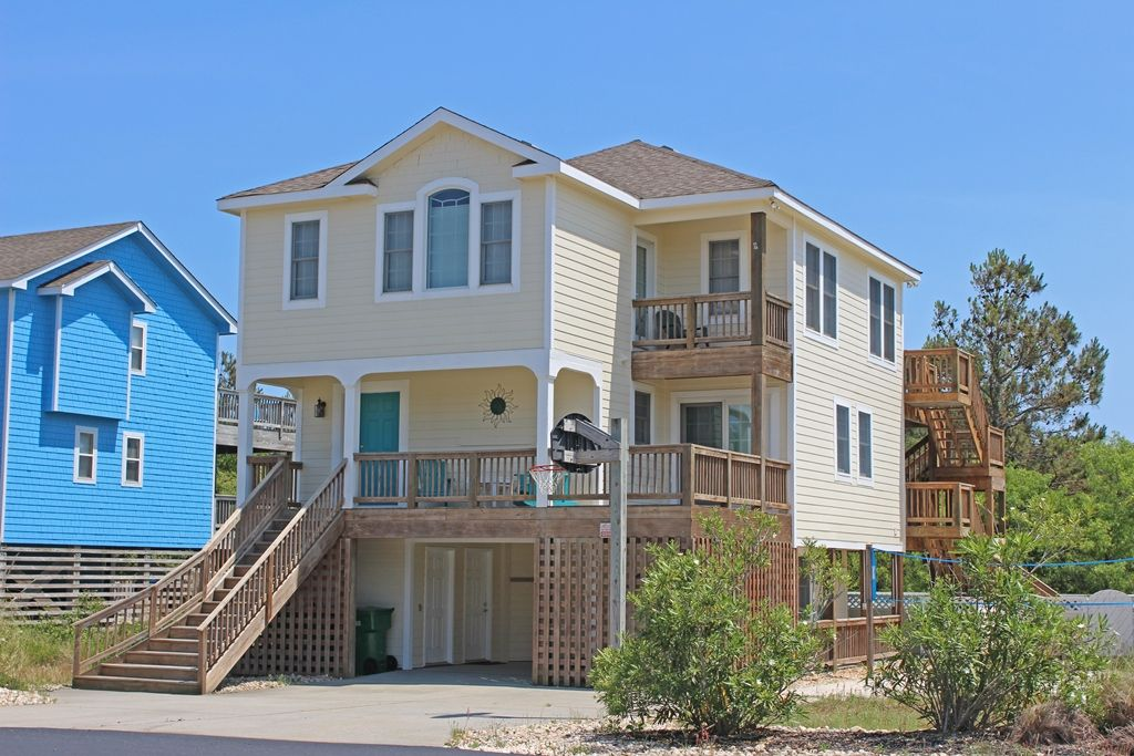 Oceanside Choice 2018 Weeks Still Available Beautiful 5 Bdrm Gem With Pool Whalehead Outer