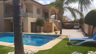 Photo for Offer. Chalet at 200 meters from Denia beach.