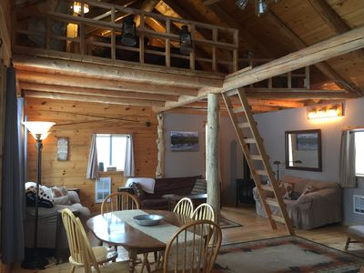 Photo for Sawtooth Adventure Cabin, Rustic, Family Friendly, Close to Trailheads